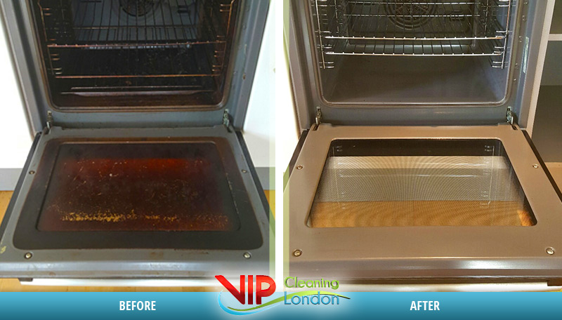 Oven cleaning company in London