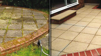 London - House Patio Cleaning