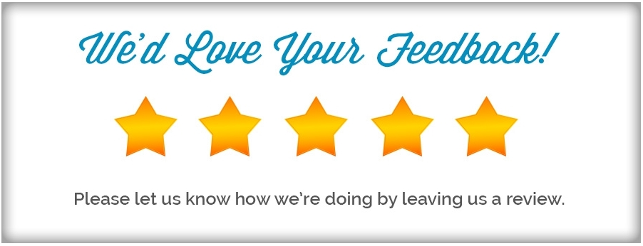 End of tenancy reviews & leave your feedback