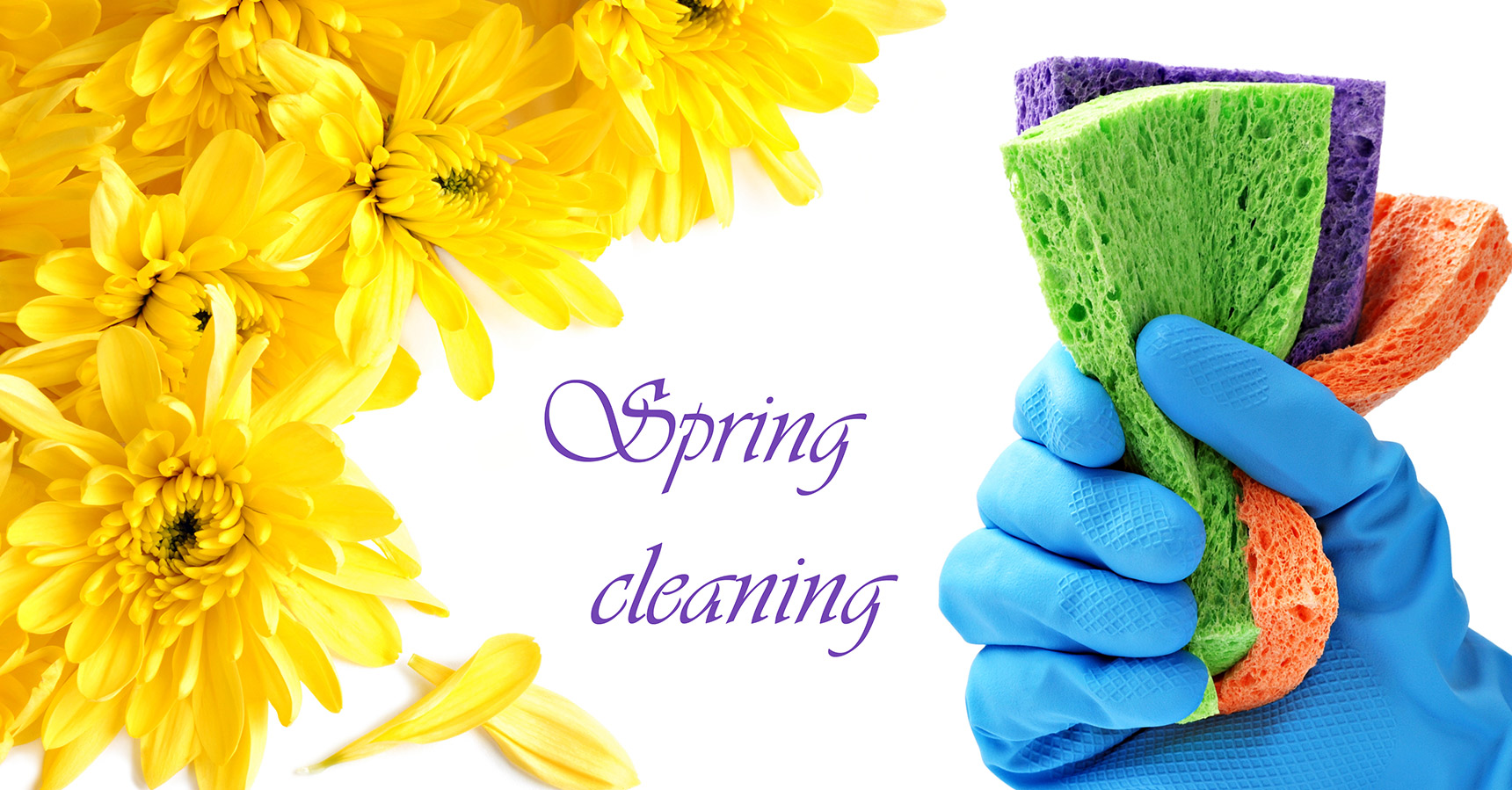 One-off spring cleaning service London