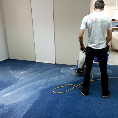 Office Carpet & Floor Cleaning